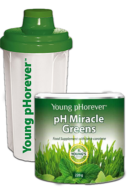 ph miracle greens with free shaker